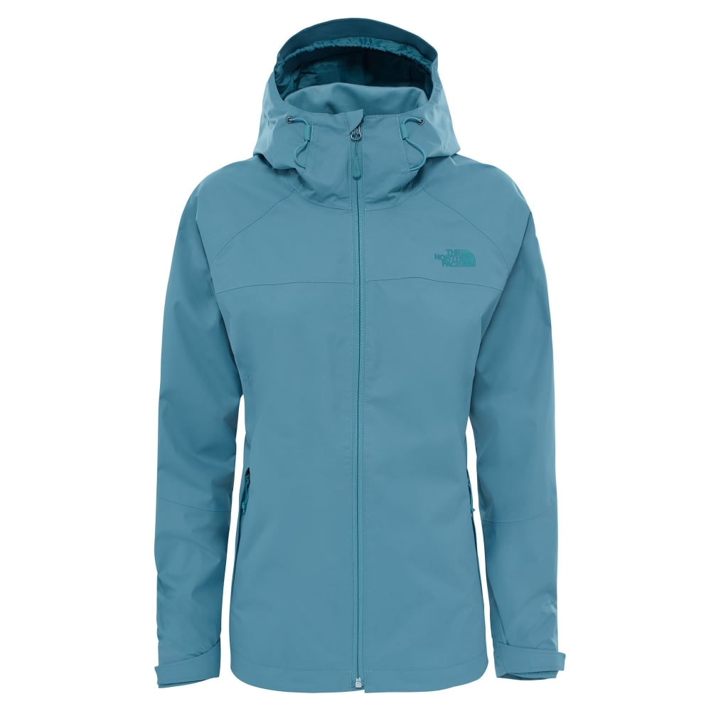 eb87a65e00c9 The North Face Ladies Sequence Jacket Trellis Green - Ladies from .