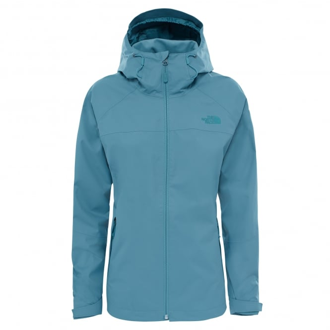 The North Face Ladies Sequence Jacket Trellis Green