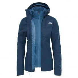 Ladies Tanken Triclimate Jacket Ink Blue