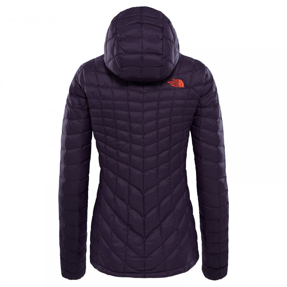bde10a8aa5b1 The North Face Ladies Thermoball Hoodie Galaxy Purple - Ladies from ...