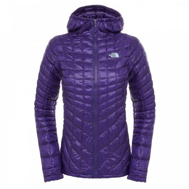 61389cd22 Ladies Thermoball Hoodie Garnet Purple