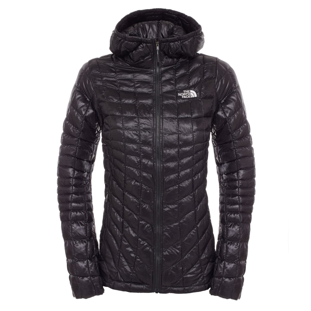 The North Face Ladies Thermoball Hoodie TNF Black - Ladies from ... caae1ad1a3aa