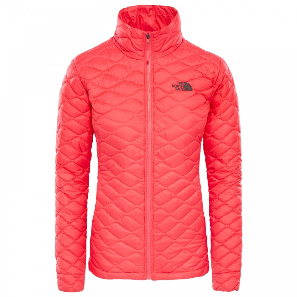 9561732c9c7b The North Face Ladies Thermoball Jacket Atomic Pink - Ladies from ...