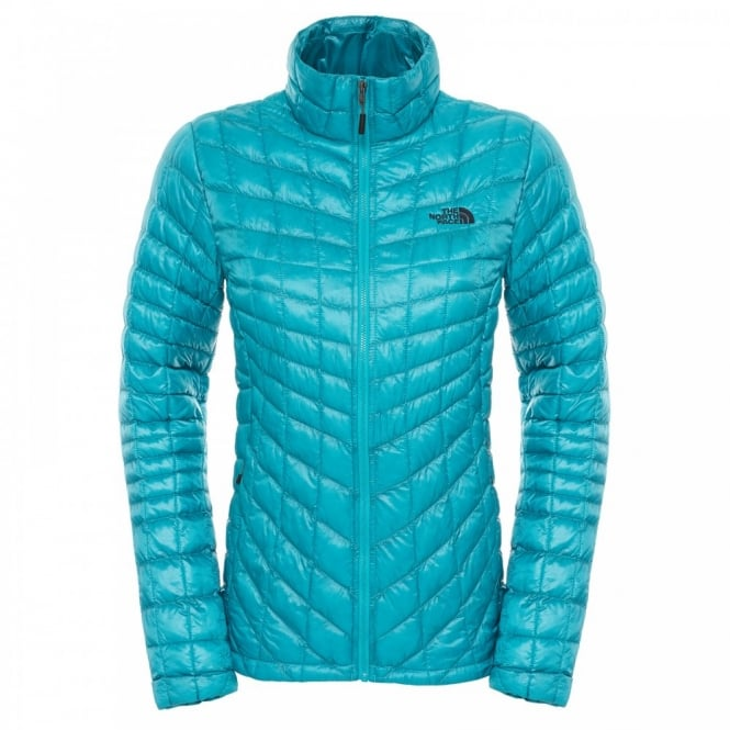 0188d6ae9 Ladies Thermoball Jacket Kokomo Green