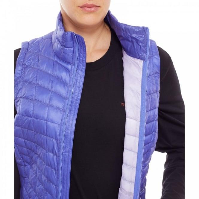847dcb38f Ladies Thermoball Vest Starry Purple