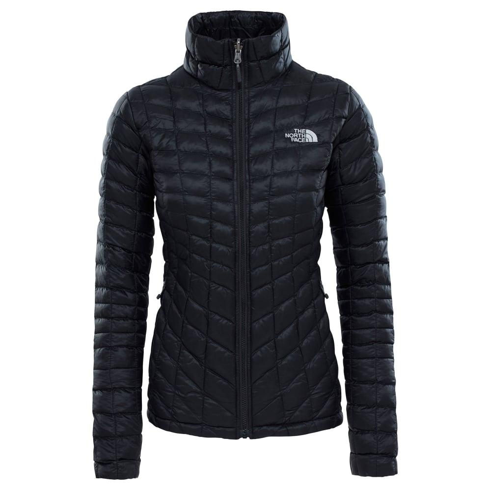 33d9fe823 Ladies Thermoball Zip-In Jacket Black