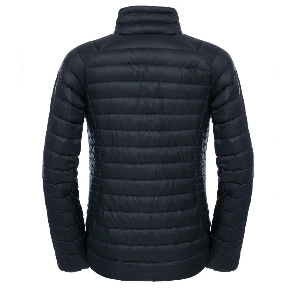 742aa643c The North Face Ladies Tonnerro Full Zip Fleece Jacket Black