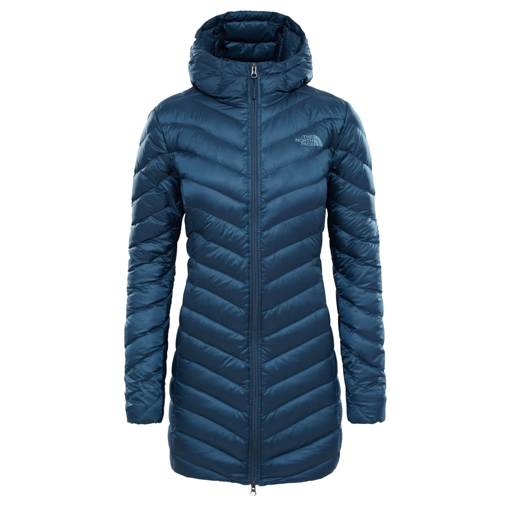 a7b0c78307bb The North Face Ladies Trevail Parka Ink Blue - Ladies from Great ...