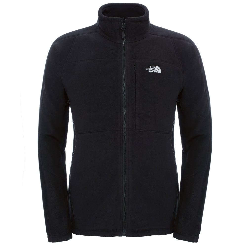 2e991998ac05 The North Face Mens 200 Shadow Full Zip Fleece TNF Black - Mens from ...