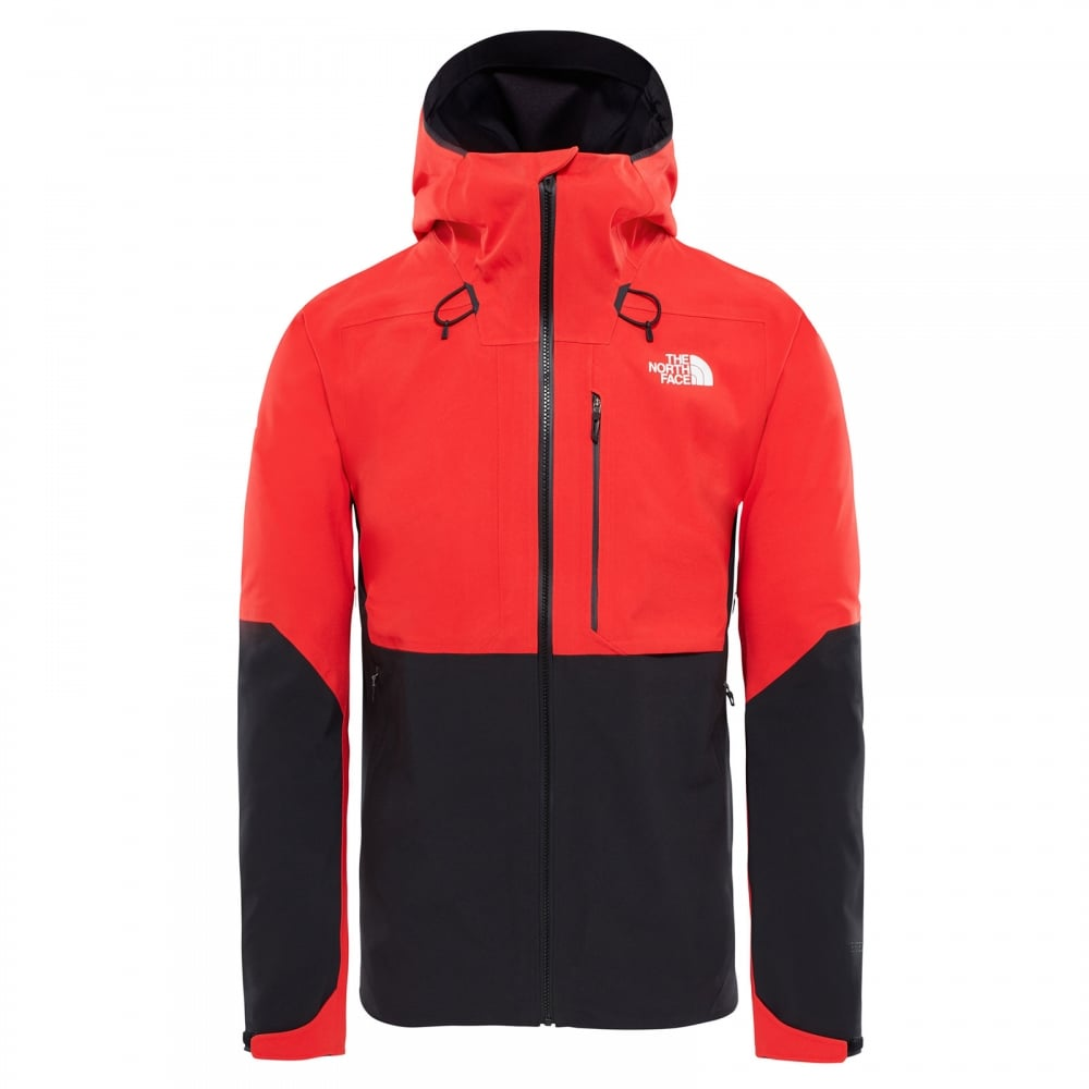 The North Face Mens Apex Flex 2 0 Softshell Jacket High Risk Red Tnf