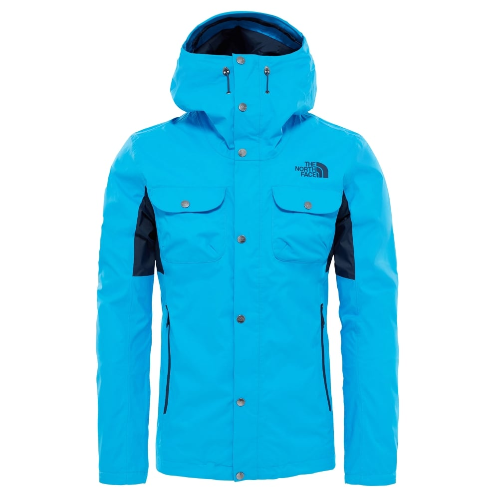 df03b4f7b Mens Arrano Jacket Banff Blue