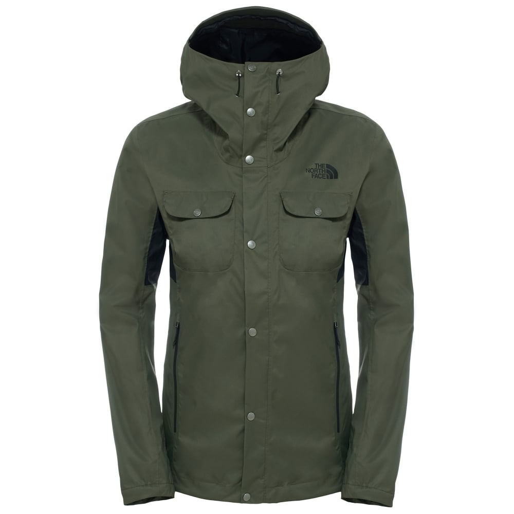 d1cdbbd8a012 The North Face Mens Arrano Jacket Climbing Ivy Green - Mens from ...