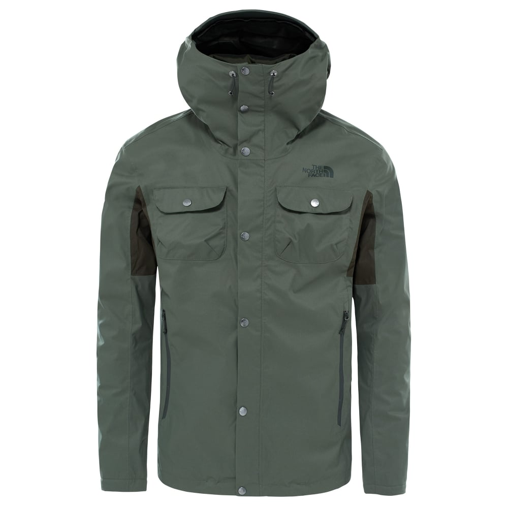 35a7c8966efe The North Face Mens Arrano Jacket Thyme - Mens from Great Outdoors UK