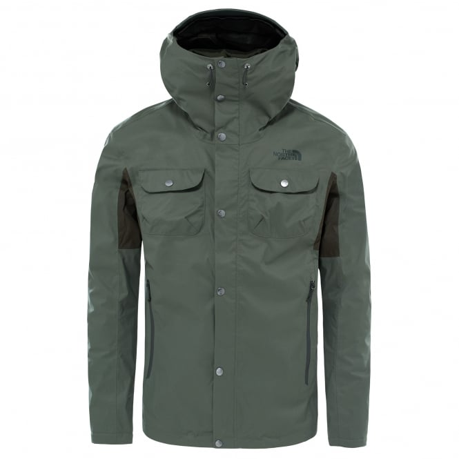 The North Face Mens Arrano Jacket Thyme
