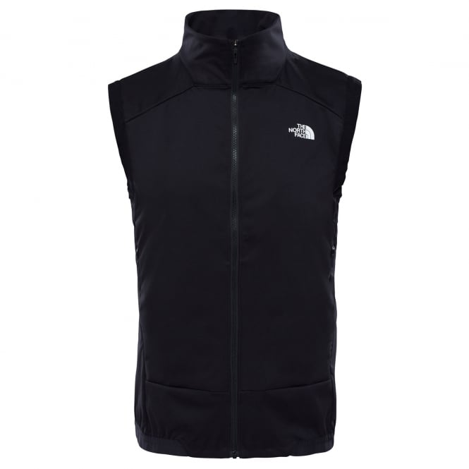 The North Face Mens Aterpea Softshell Vest TNF Black