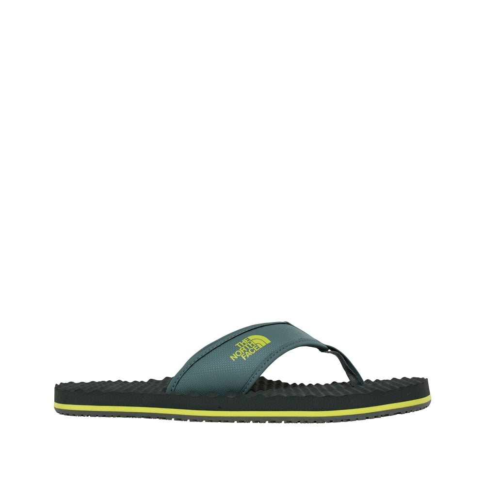 b13344bb6 The North Face Mens Base Camp Flip Flop Thyme