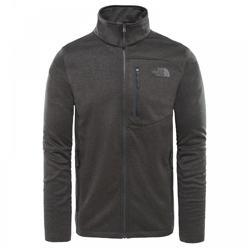 da01fb38a Mens Canyonlands Full Zip Fleece TNF Dark Grey Heather