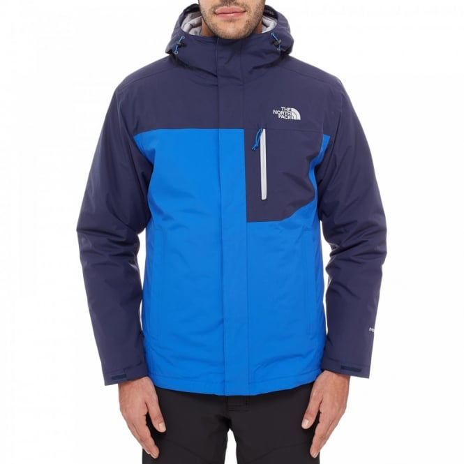 65aa89640 The North Face Mens Carto Triclimate Jacket Monster Blue