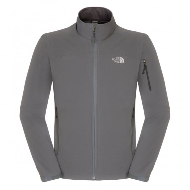 the north face mens vanadis grey ceresio softshell jacket. Black Bedroom Furniture Sets. Home Design Ideas