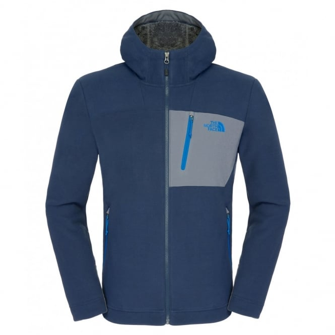 e369b3c3095f The North Face Mens Chimborazo Pro Fleece Hoodie Cosmic Blue