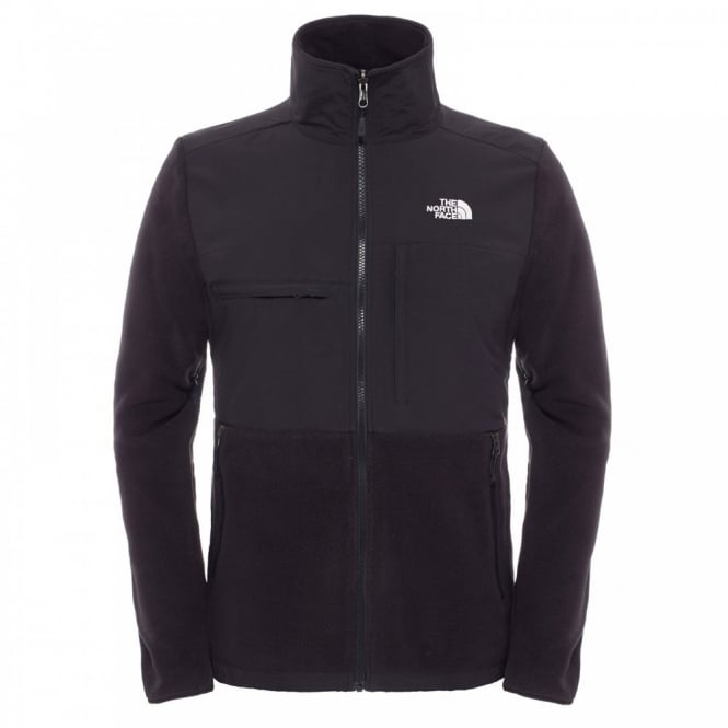 b8f445458 The North Face Mens Denali II Fleece Jacket TNF Black