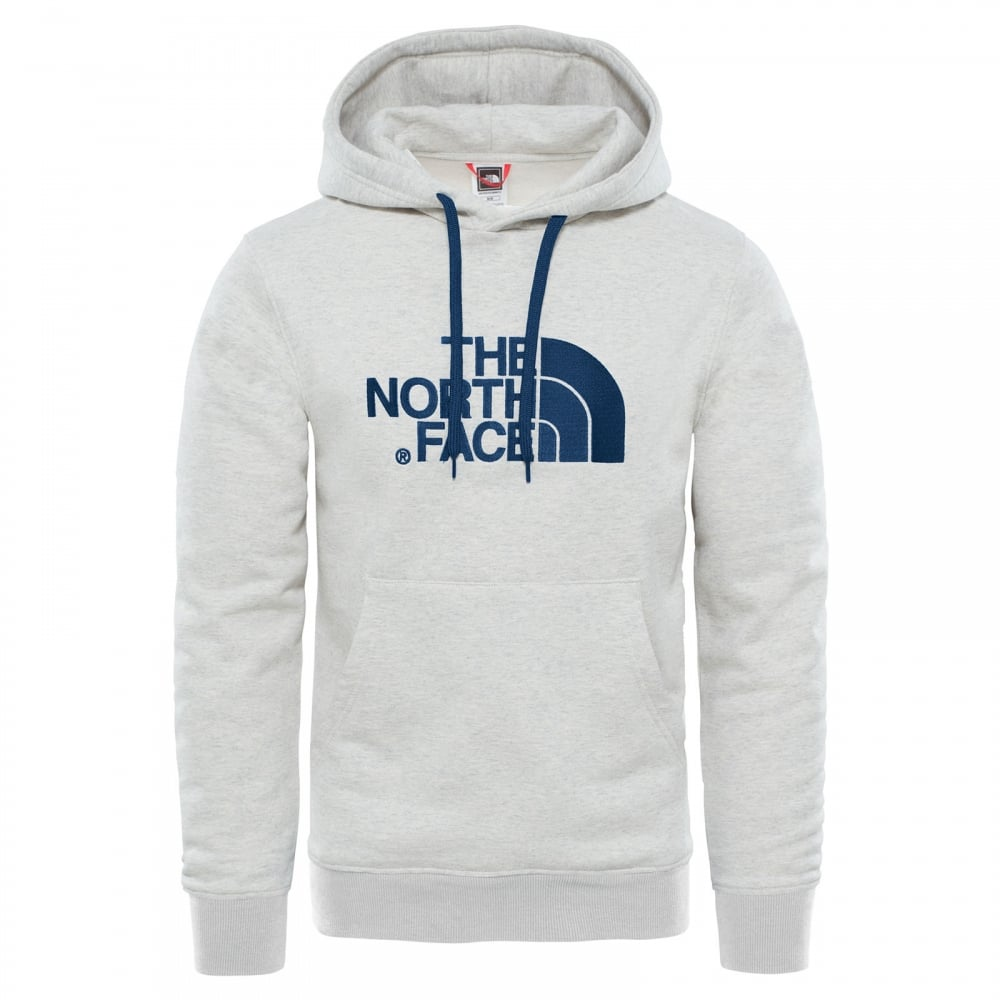 c31ebada3 Mens Drew Peak Pullover Hoodie TNF Oatmeal Heather