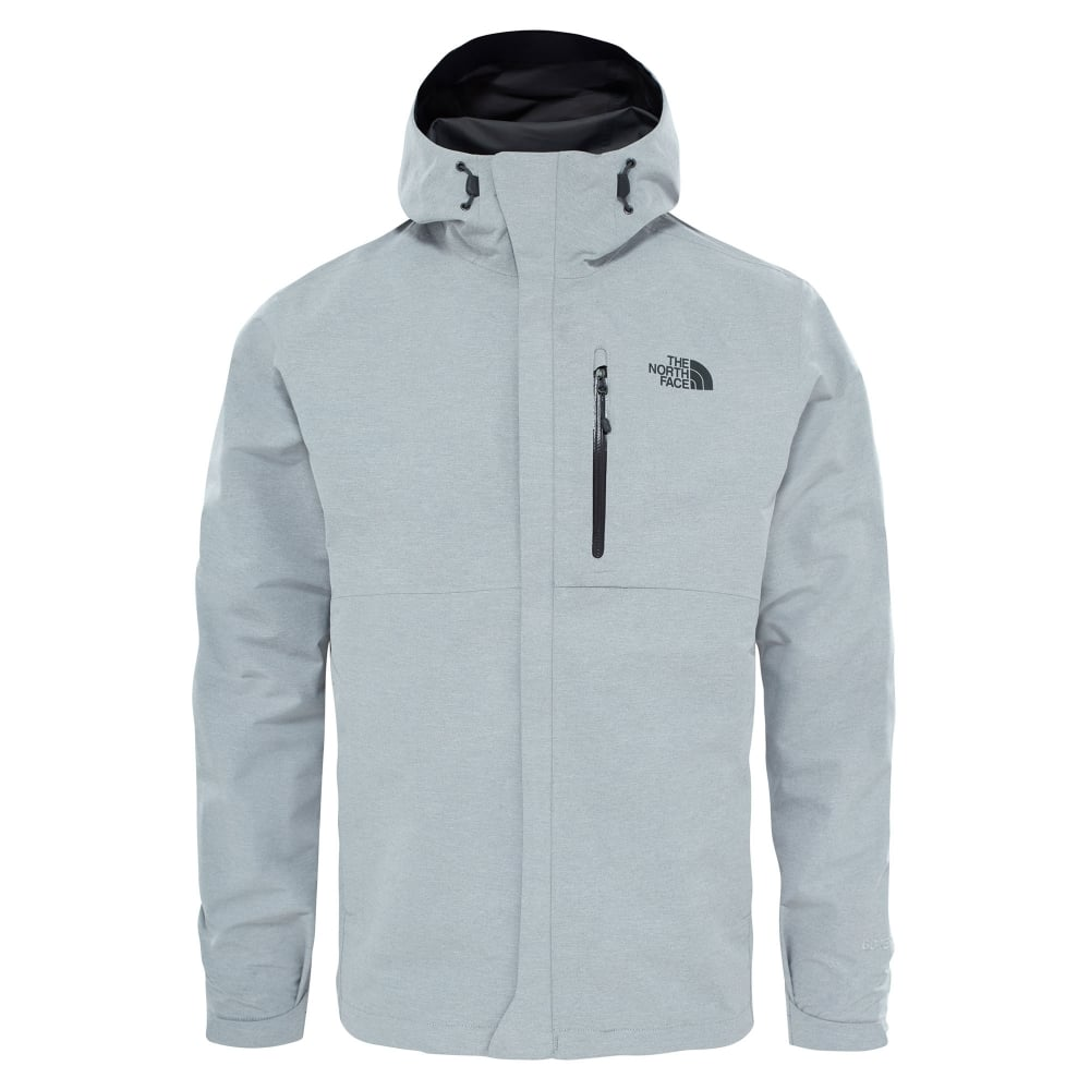 176d3d2a59b5 The North Face Mens Dryzzle Jacket TNF Grey - Mens from Great ...
