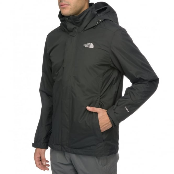 ec7d93e6b77 North Face Men s Black Evolution II 3in1 Jacket - Free UK Delivery