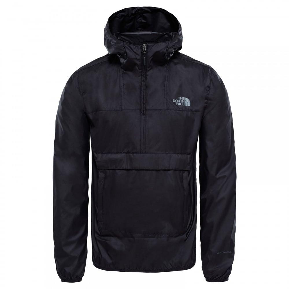 Fanorak Jacket TNF Black
