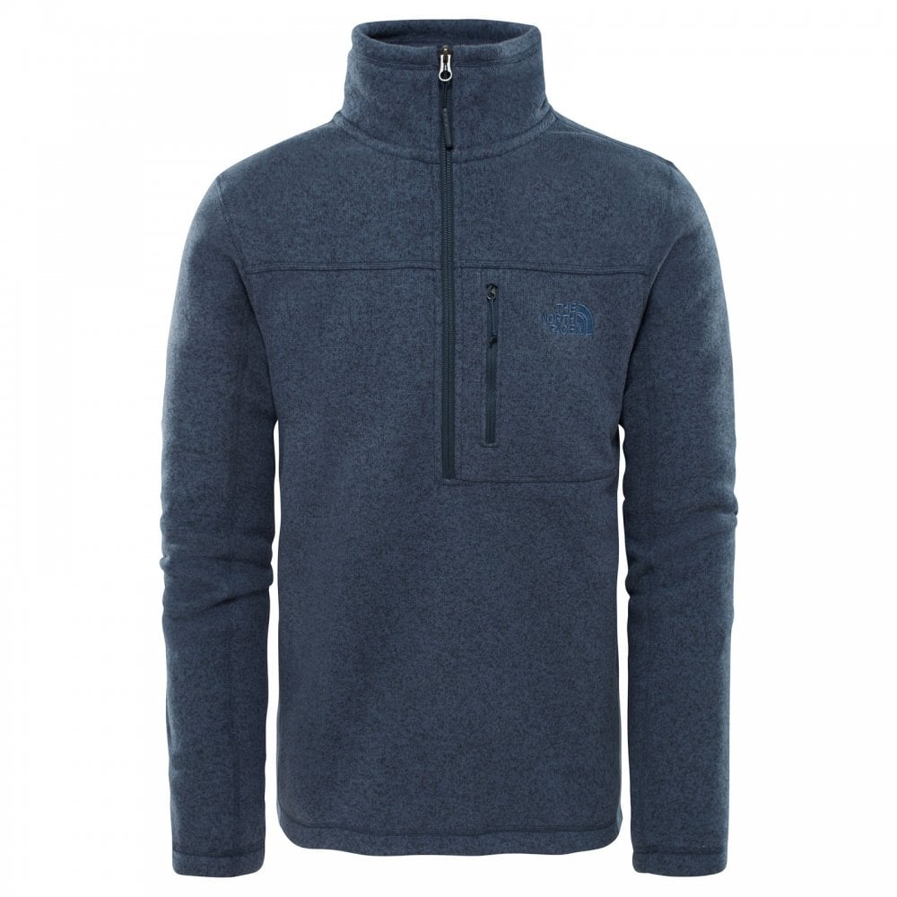 560939c79 Mens Gordon Lyons 1/4 Zip Fleece Urban Navy Heather