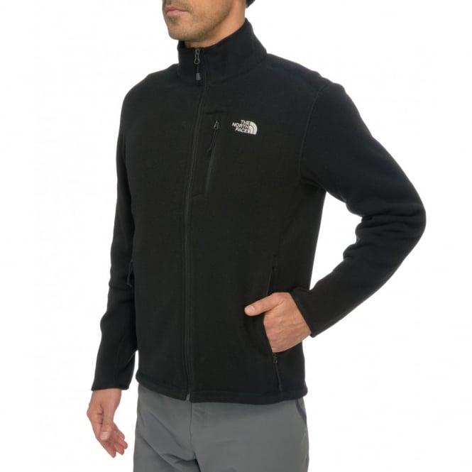 01255f67d67b The North Face Men s TNF Black Gordon Lyons Full Zip Fleece Jacket