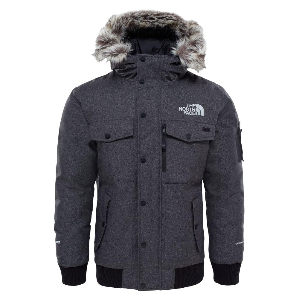 907f7908b Mens Gotham Jacket TNF Dark Grey