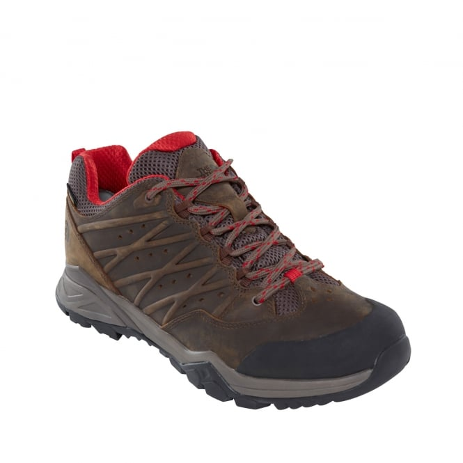 520a917fa Mens Hedgehog Hike II Gtx Shoe Bone Brown/Rage Red