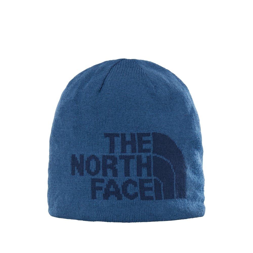 The North Face Mens Highline Beanie Shady Blue - Mens from Great ... 48be9618f21