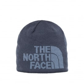 Mens Highline Beanie TNF Medium Grey/Camo