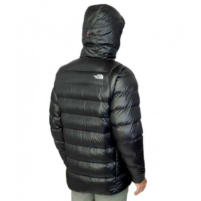 1c8a8e212 The North Face Mens Hooded Elysium Jacket TNF Black