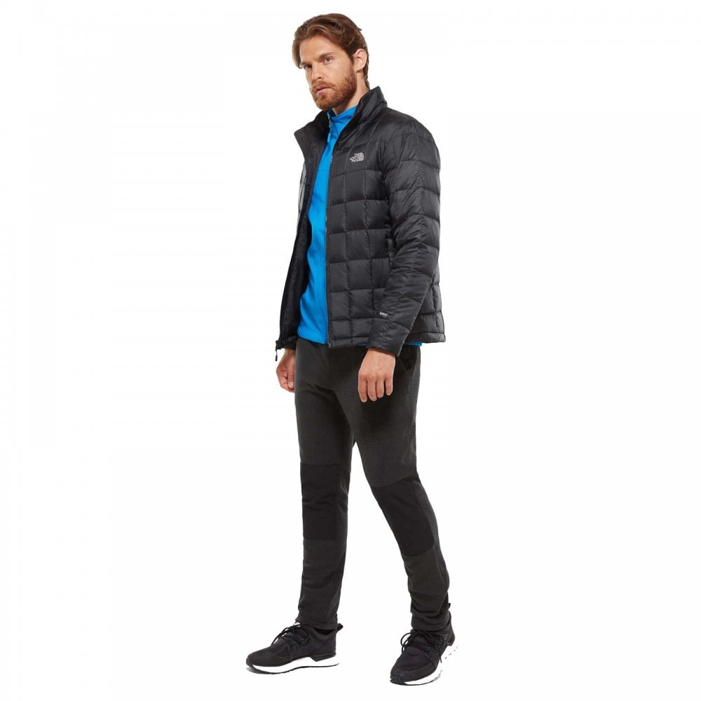 864eda421 Mens Kabru Down Jacket TNF Black