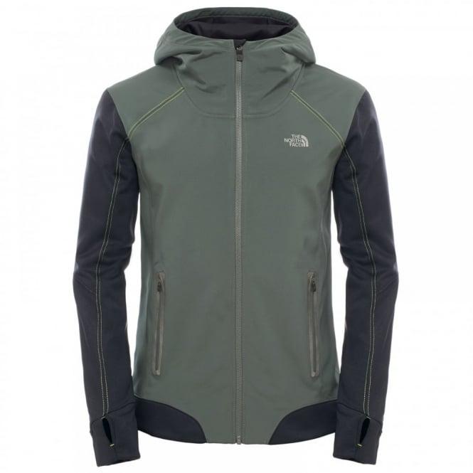 efdd8f277893 The North Face Mens Kilowatt Softshell Jacket Spruce Green - Mens ...