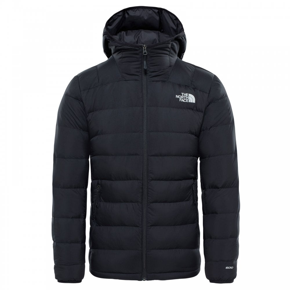 The North Face Mens La Paz Hooded Jacket TNF Black - Mens from Great ... fb240b35a