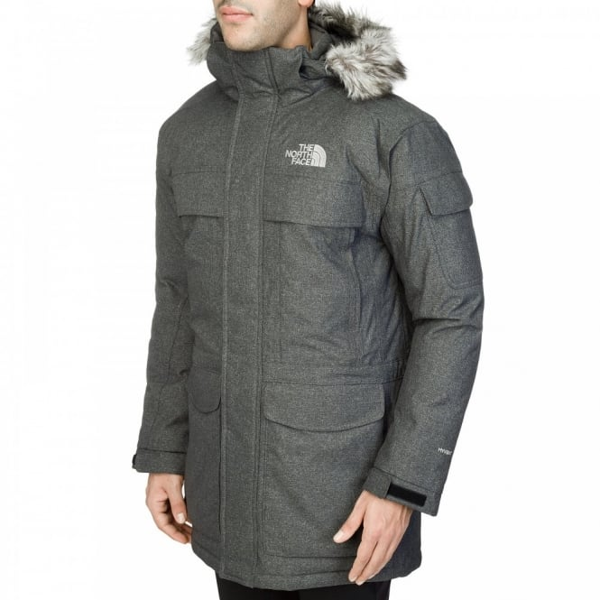 ba9530963 The North Face Mens McMurdo Parka Graphite Grey