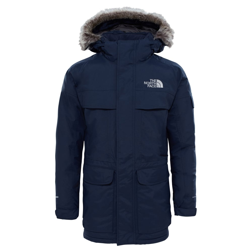 dbe57d0fdc5 The North Face Mens McMurdo Parka Urban Navy - Mens from Great ...