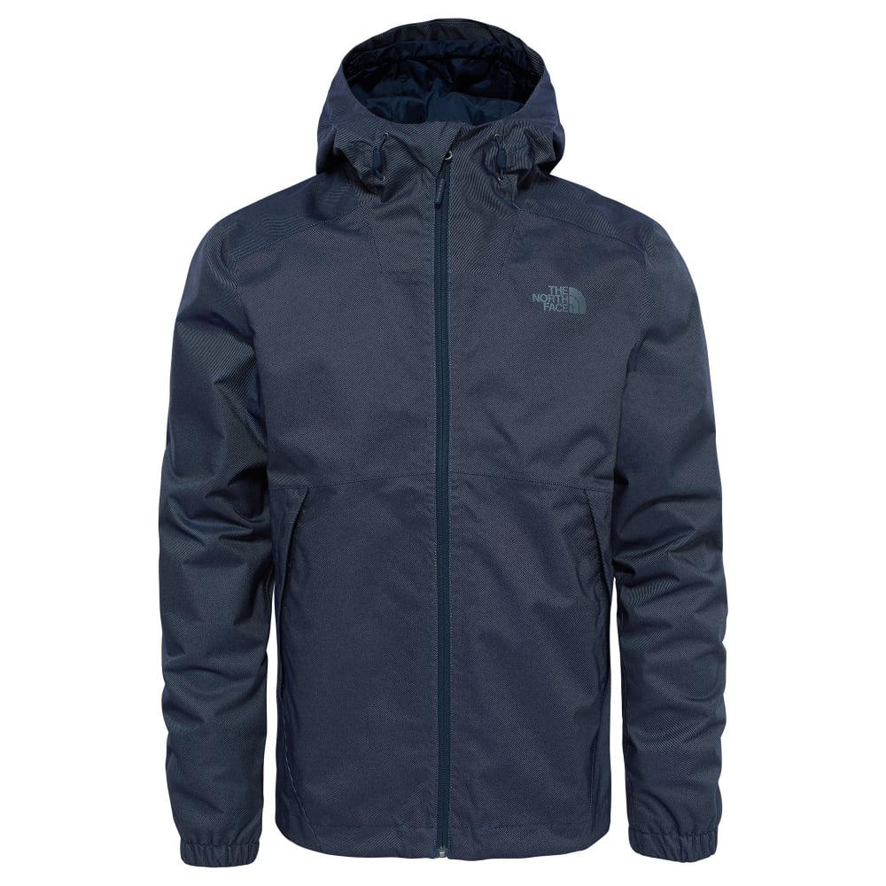 The North Face Mens Millerton Jacket Dark Denim Blue - Mens from ... 78d8bf730362