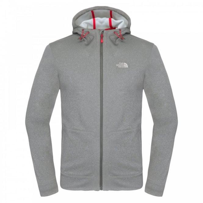 d5745d204 The North Face Mens Mittellegi Full Zip Hoodie Asphalt Grey