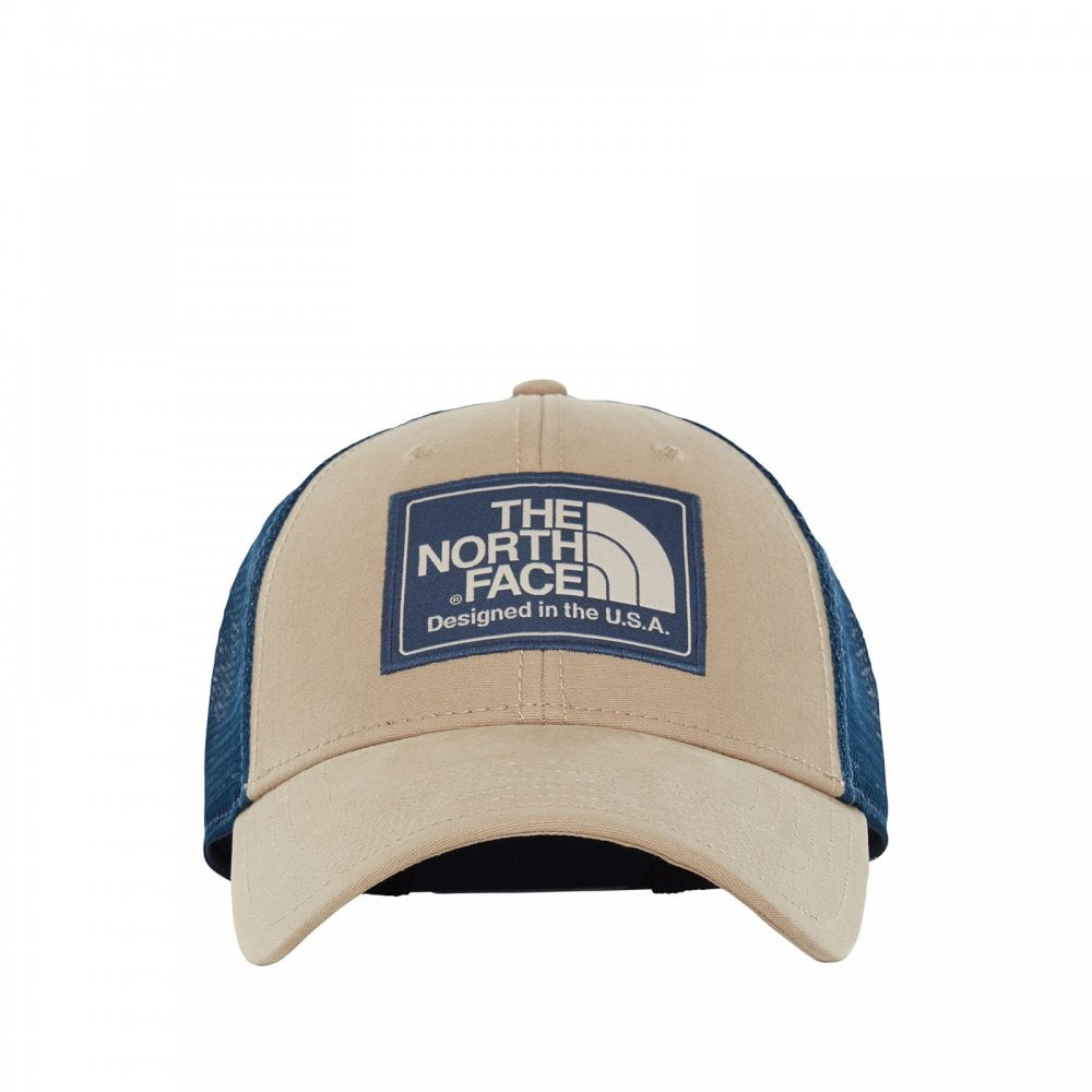 8bca4e805ba The North Face Mens Mudder Trucker Hat Dune Beige - Mens from Great ...