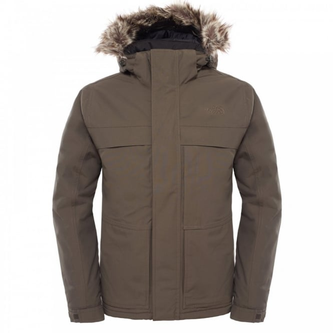 1d376f061dfe The North Face Mens Nanavik Jacket Black Ink Green - Mens from Great ...