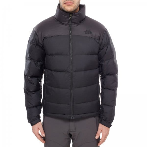 1211ee957 Mens Nuptse 2 Jacket TNF Black