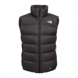 Mens Nuptse 2 Vest TNF Black