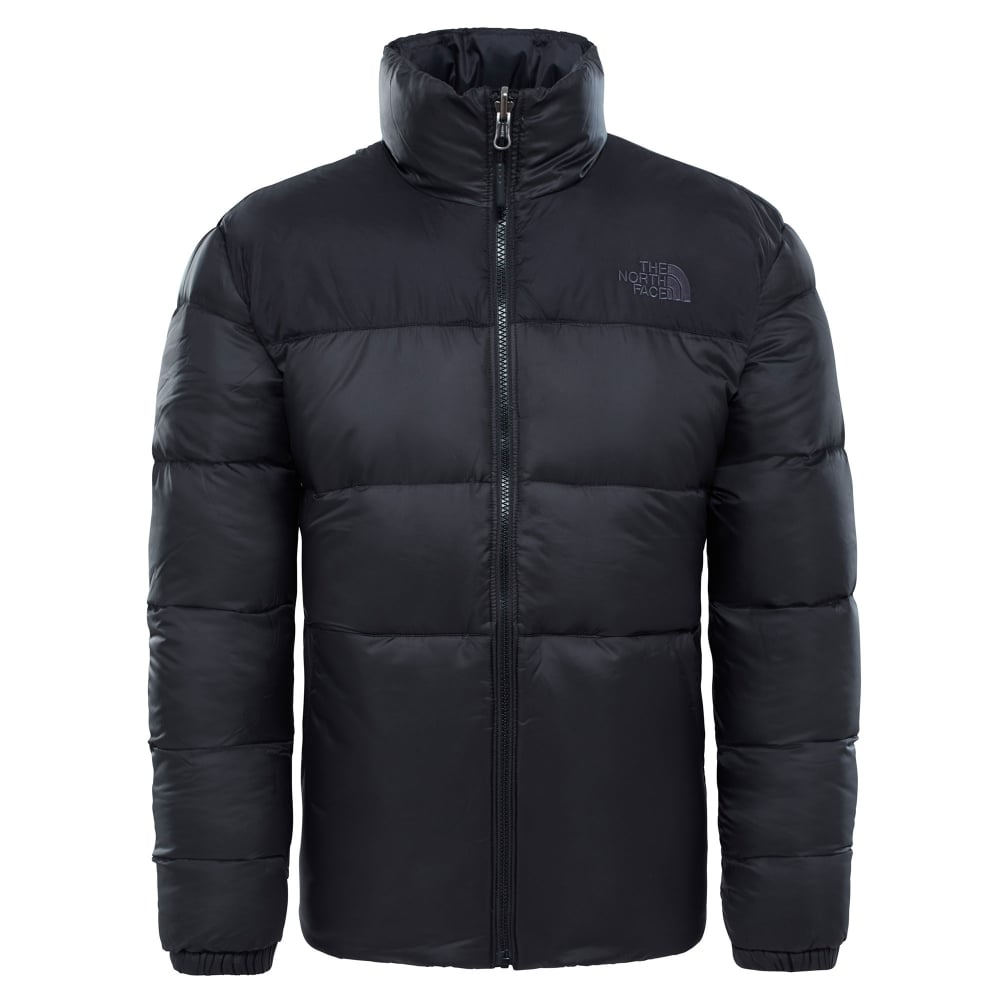 d7efb309d7 The North Face Mens Nuptse III Jacket Black - Mens from Great ...