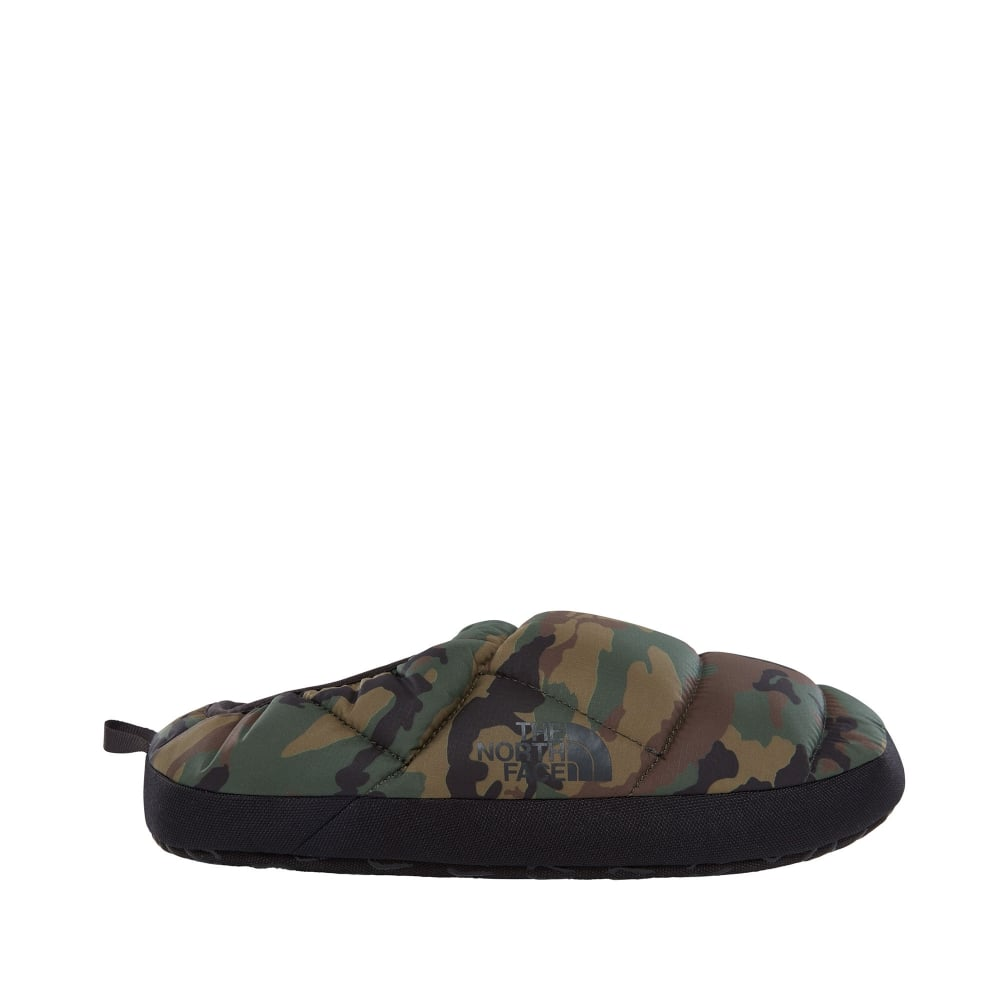 Mens Nuptse Tent Mule III Slipper Black Camo  sc 1 st  Great Outdoors & The North Face Mens Nuptse Tent Mule III Slipper Black Camo ...