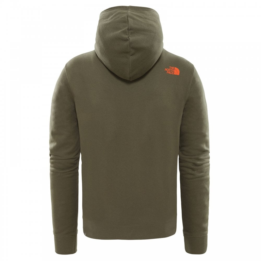 check out 7ecd5 f7563 Mens Open Gate Fleece Hoodie New Taupe Green
